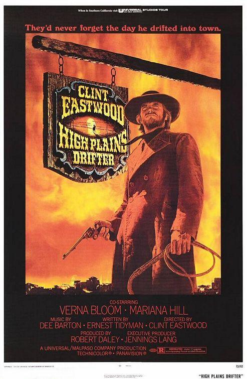 1973 L'Homme des hautes plaines