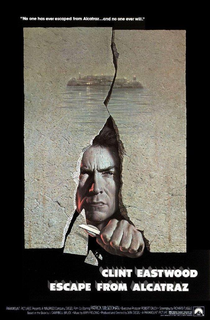 1979 L'Evadé d'Alcatraz