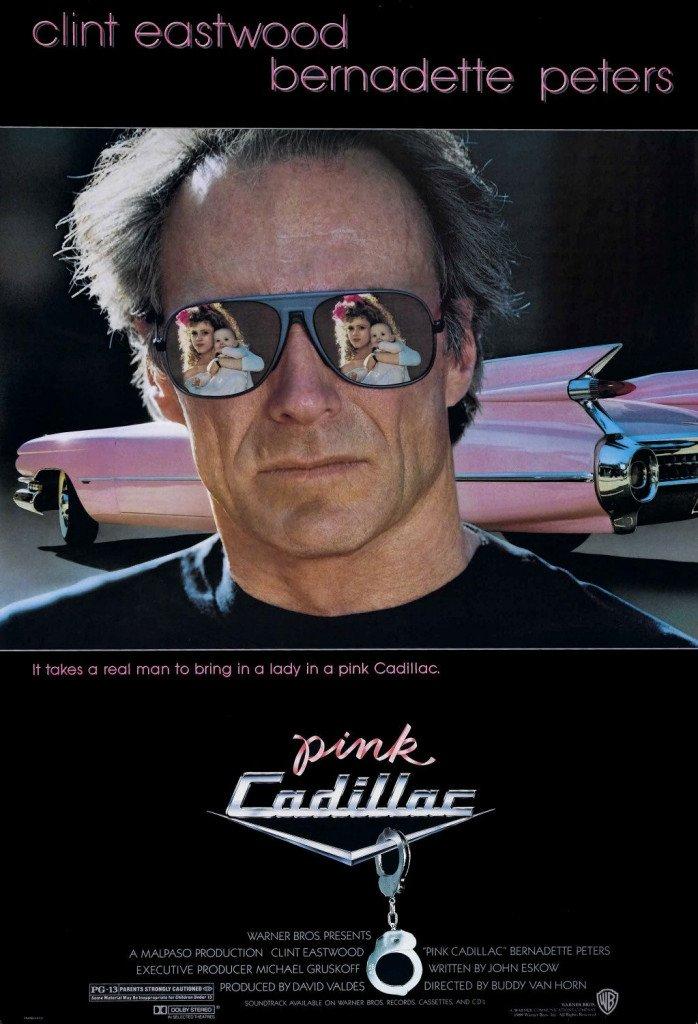 1989 Pink Cadillac