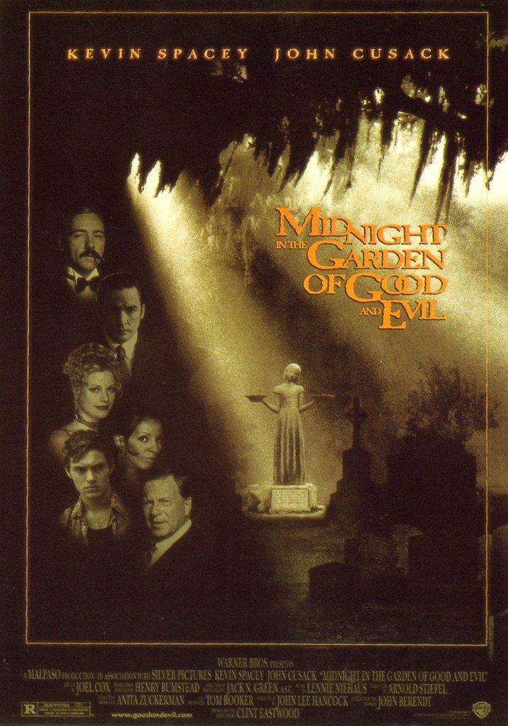 1997 Minuit dans le jardin du bien et du mal