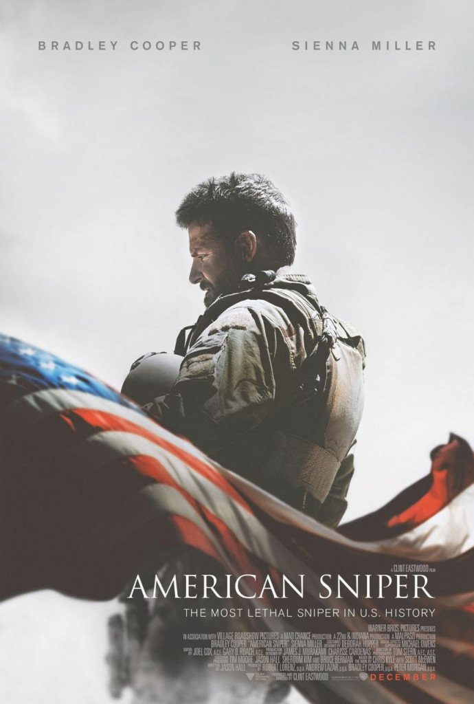 2014 American Sniper