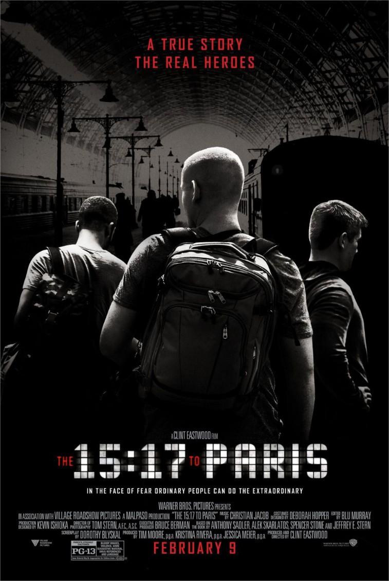 2018 Le 15h17 pour Paris