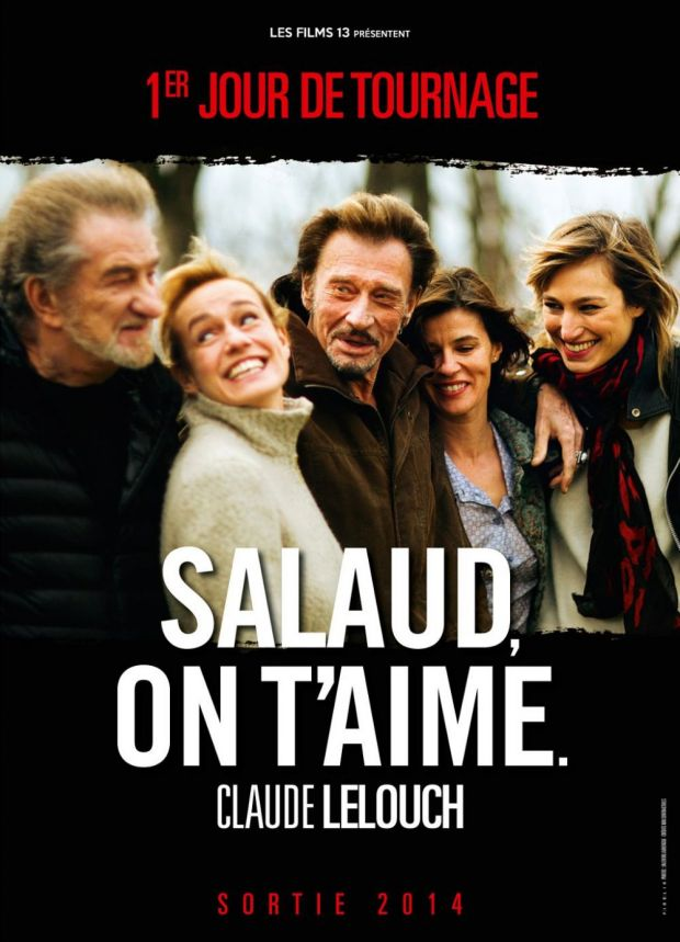 Claude Lelouch salaud-on-taime