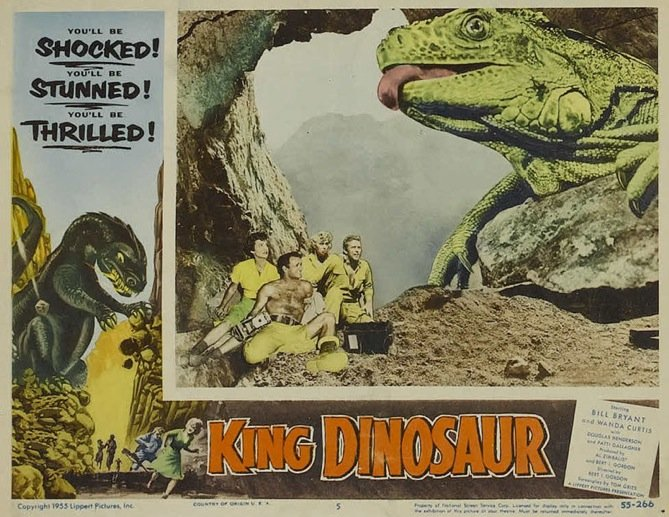 King Dinosaure