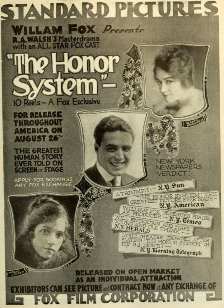 1916 The Honor System