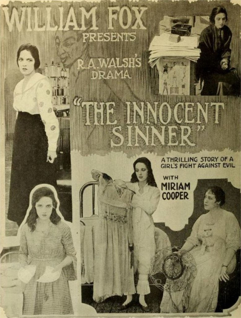 1917 The Innocent Sinner