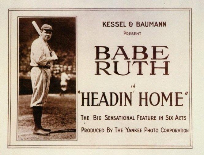 1920 Headin' Home