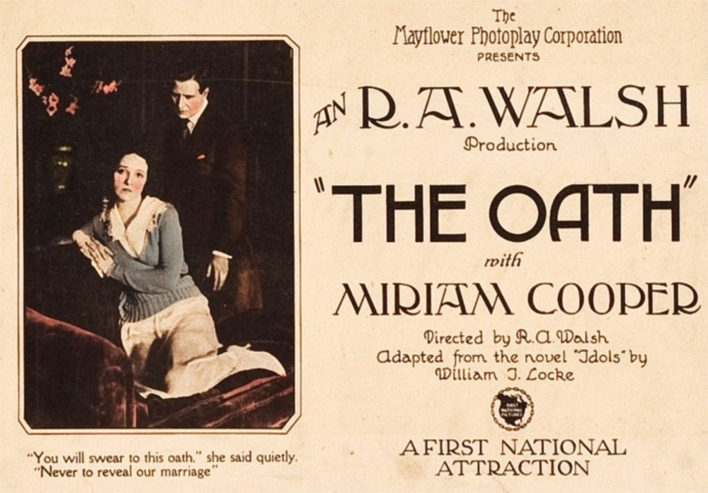 1921 The Oath