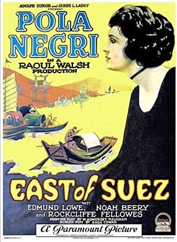1925 East of Suez