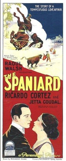 1925 The Spaniard