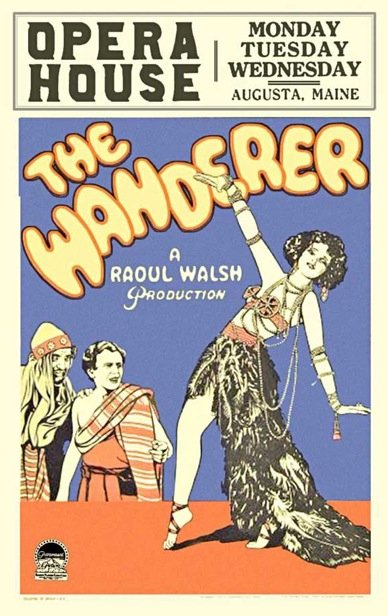 1925 The Wanderer