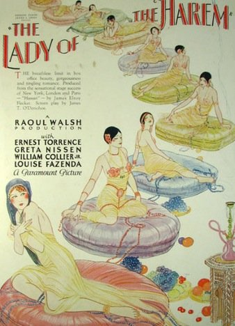1926 The Lady of the Harem
