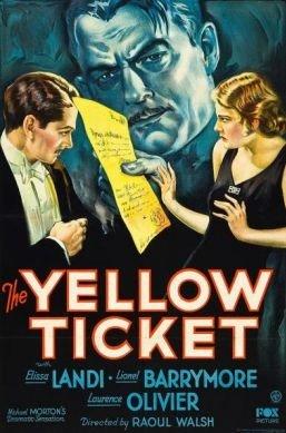 1931 Le Passeport jaune