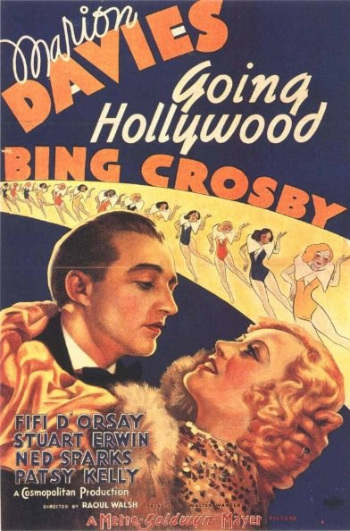 1933 Going Hollywood