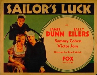 1933 Sailor's luck