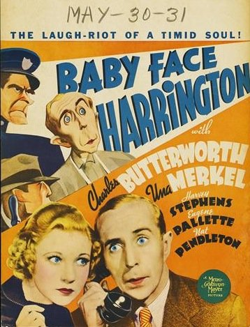 1935 Baby Face Harrington