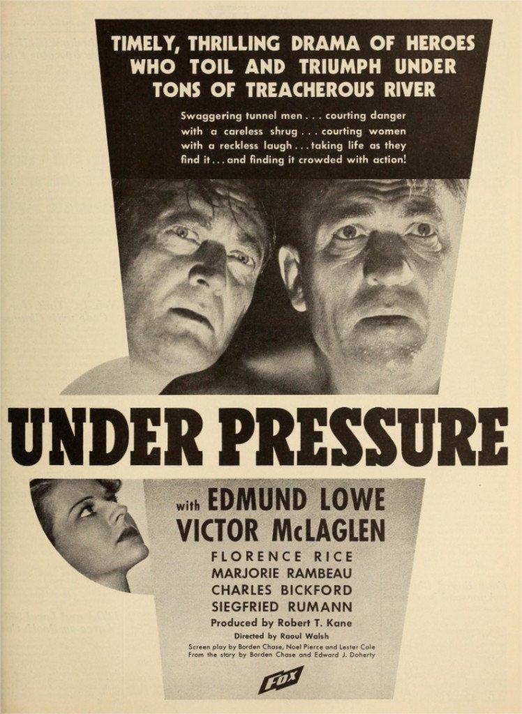 1935 Under pressure