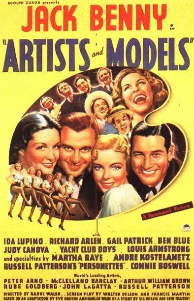 1937 Artistes et modèles