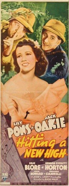 1937 La Femme en cage