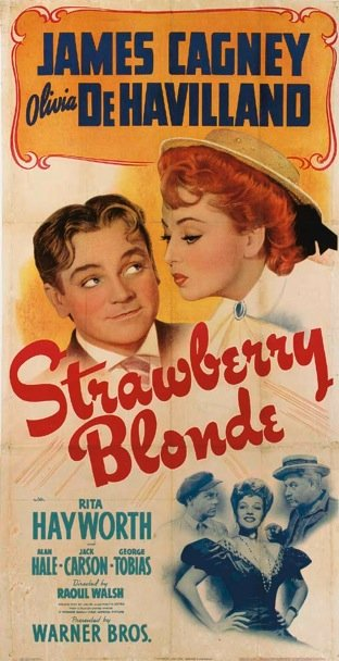 1941 Strawberry blonde