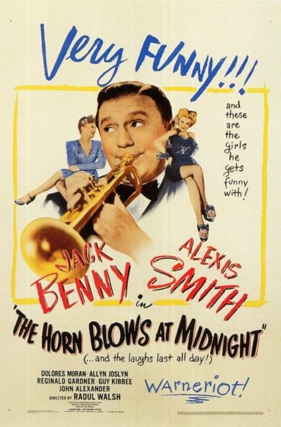 1945 The Horn blows at midnight