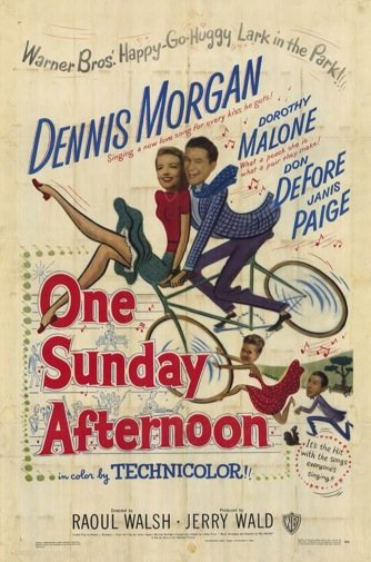1948 One sunday afternoon