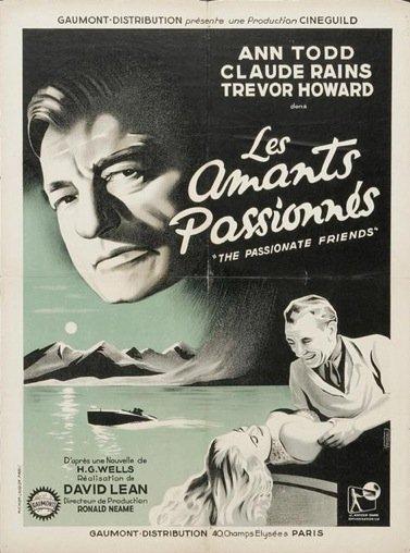 1949 Les Amants passionnés