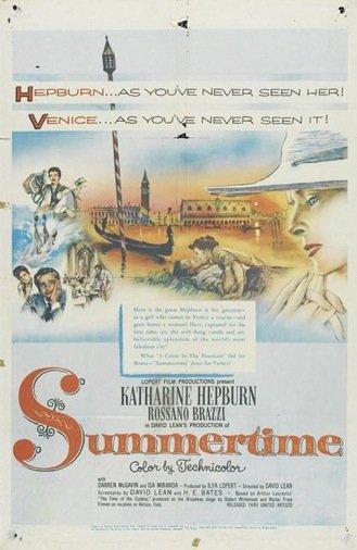 1955 Vacances à Venise
