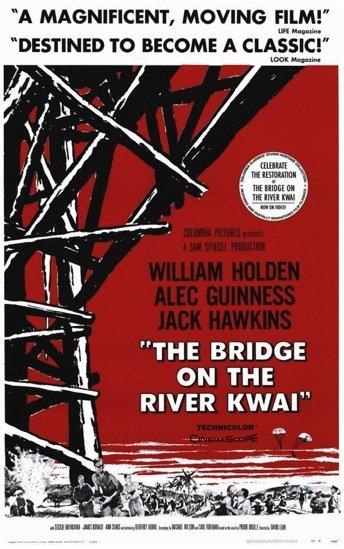 1957 Le Pont de la rivière Kwai
