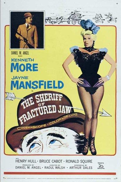 1958 La Blonde et le Shérif