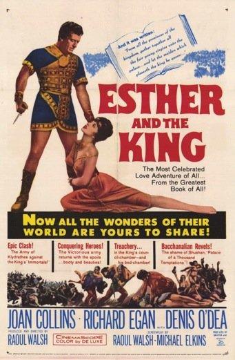 1960 Esther et le roi