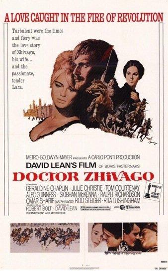1965 Docteur Jivago