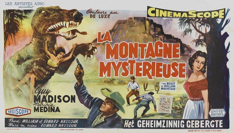 La Montagne mystérieuse