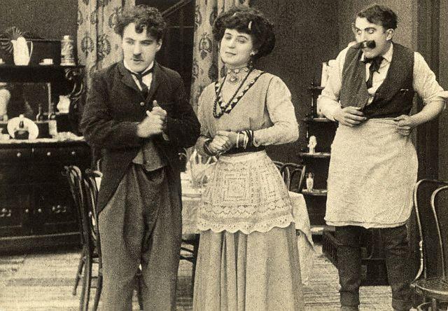 Charlot aime la patronne (The Star Boarder) - de George Nichols - 1914 dans 1895-1919 charlot-aime-la-patronne
