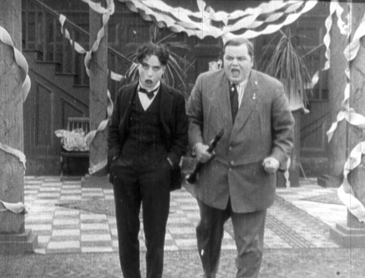 Charlot danseur (Tango Tangles) - de Mack Sennett - 1914 dans 1895-1919 charlot-danseur