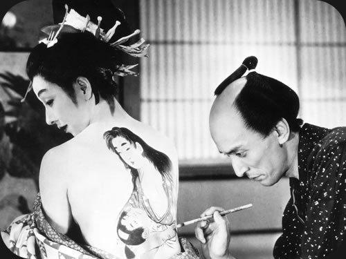 Cinq femmes autour d'Utamaro (Utamaro o meguru gonin no onna) - de Kenji Mizoguchi - 1946 dans 1940-1949 cinq-femmes-autour-dutamaro