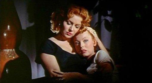 Deux rouquines dans la bagarre (Slightly Scarlet) – d'Allan Dwan – 1956 dans * Films noirs (1935-1959) deux-rouquines-dans-la-bagarre