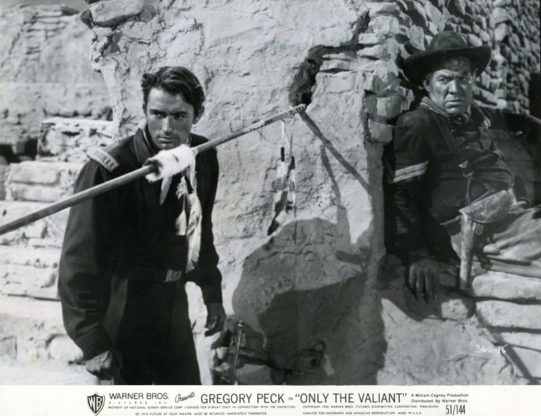 Fort Invincible (Only the Valiant) – de Gordon Douglas – 1951 dans 1950-1959 fort-invincible