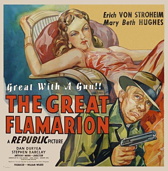 La Cible humaine (The Great Flamarion) - de Anthony Mann - 1945 dans * Films noirs (1935-1959) la-cible-humaine