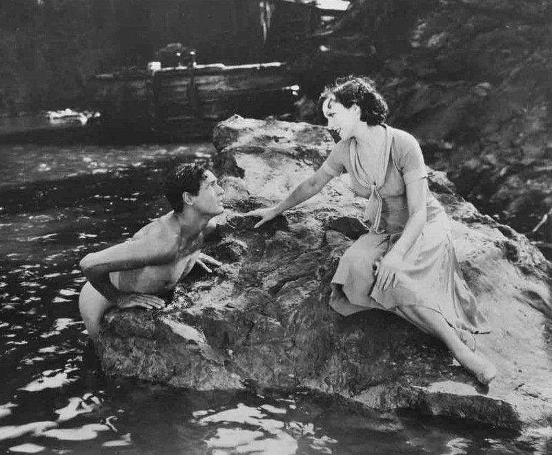 La Femme au Corbeau (The River) - de Frank Borzage - 1929 dans 1920-1929 la-femme-au-corbeau