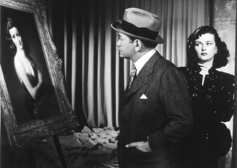 La Femme au portrait (The Woman in the window) – de Fritz Lang – 1944 dans * Films noirs (1935-1959) la-femme-au-portrait