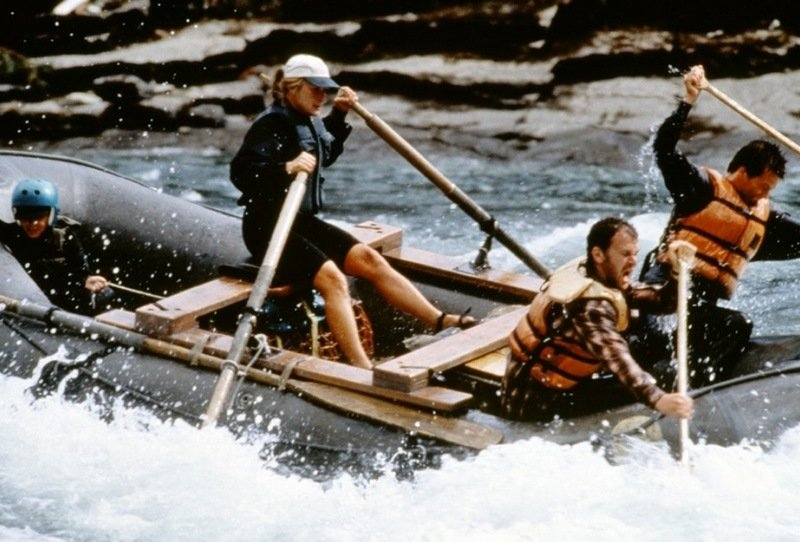 La Rivière sauvage (The River Wild) - de Curtis Hanson - 1994 dans * Thrillers US (1980-…) la-riviere-sauvage