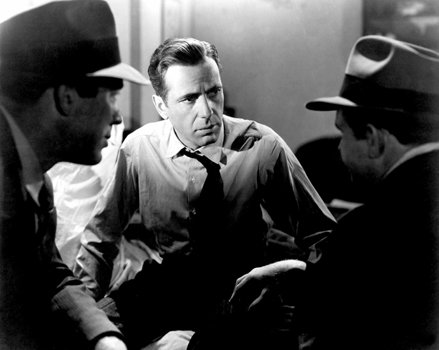 Le Faucon maltais (The Maltese Falcon) - de John Huston - 1941 dans * Films noirs (1935-1959) le-faucon-maltais