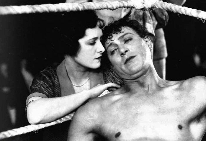Le Masque de cuir (The Ring) - d'Alfred Hitchcock - 1927 dans 1920-1929 le-masque-de-cuir