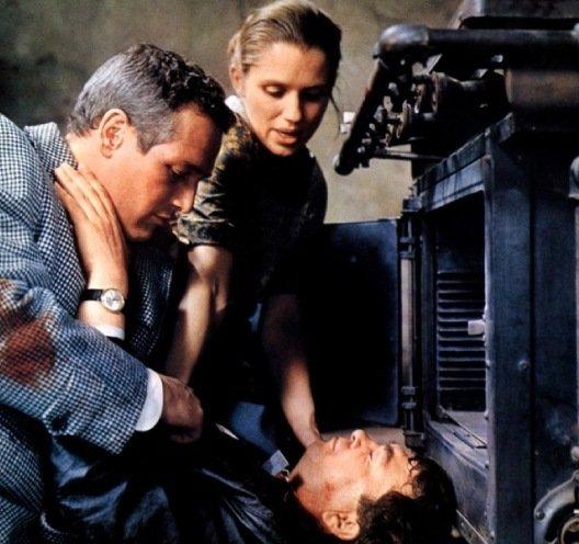 Le Rideau déchiré (Torn Curtain) – d'Alfred Hitchcock – 1966 dans * Polars US (1960-1979) le-rideau-dechire