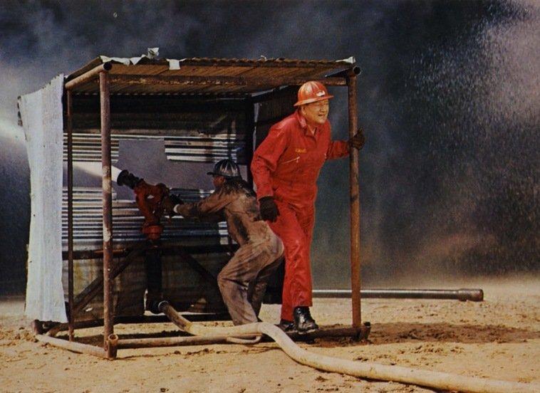 Les Feux de l'Enfer (Hellfighters) - de Andrew V. McLaglen - 1968 dans 1960-1969 les-feux-de-lenfer
