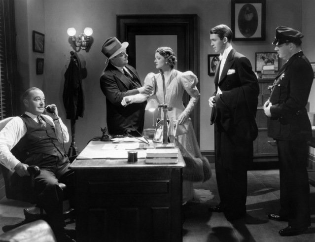 Nick, gentleman détective (After the Thin Man) - de W.S. Van Dyke - 1936 dans * Films noirs (1935-1959) nick-gentleman-detective