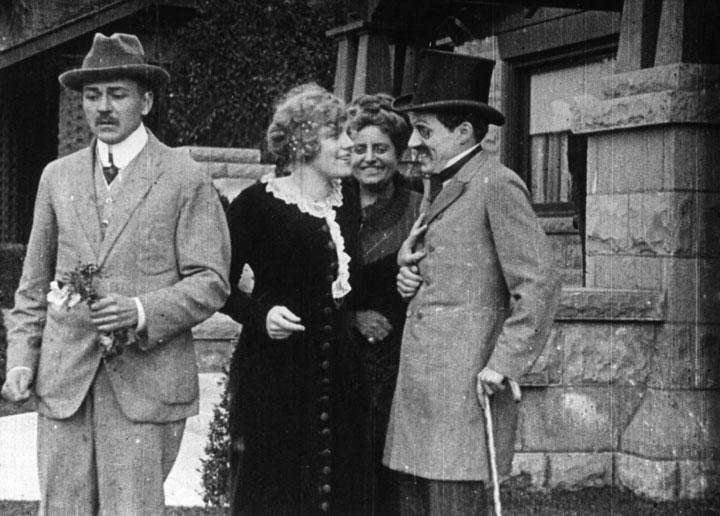 Pour gagner sa vie (Making a living) - de Henry Lehrman - 1914 dans 1895-1919 pour-gagner-sa-vie