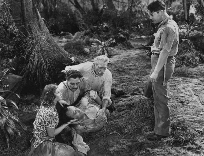 Quels seront les cinq ? (Five came back) - de John Farrow - 1939 dans 1930-1939 quels-seront-les-cinq