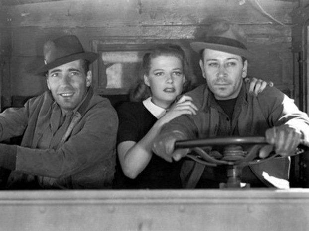 Une femme dangereuse (They drive by night) – de Raoul Walsh – 1940 dans * Films noirs (1935-1959) une-femme-dangereuse